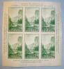 8. U.S. 1934 Trans-Mississippi Philatelic Exposition Issue Souvenir Sheet - Unused Stamps