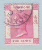 Hong Kong 36  (o)  FIRM CHOP - Hong Kong (...-1997)