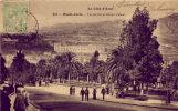 MONACO  MONTE CARLO BEACH  LES JARDINS ET RIVIERA PALACE - Monaco