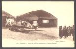 CPA AVIATION - MAROC - Courrier Aérien LATECOERE - BREGUET 14 Limousine - Aérodromes