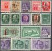 Italy - Italia 1944 Repubblica Sociale Small Selection Mint/used - 4. 1944-45 Repubblica Sociale