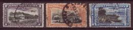CONGO BELGE - 1921 - YT N° PA 1 / 3  - Oblitérés - - Belgian Congo