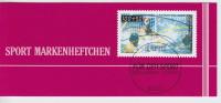 Berlin MH Mi.864 Sport Markenheftchen Waterpolo  Postfris - [5] Berlijn