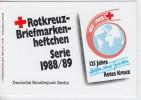 Berlin MH Mi.819 Rotes Kreuz  Postfris - Postzegelboekjes