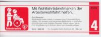 Berlin MH Mi.819 Behindertenhilfe  Postfris - [5] Berlijn
