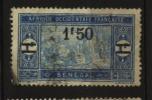 Sénégal  N°  98   Oblitéré  Cote Y&T  1,10  €uro  Au Quart De Cote