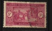 Sénégal  N°  109    Oblitéré  Cote Y&T  2,70  €uro  Au Quart De Cote