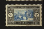 Sénégal  N°  54     Neuf * Luxe  Cote Y&T  0,30  €uro  Au Quart De Cote