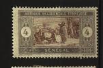 Sénégal  N°  55     Neuf * Luxe  Cote Y&T  0,30  €uro  Au Quart De Cote