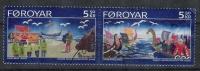 Faroe 2006 - Stamp Set Cancelled Very Fine - Féroé (Iles)
