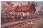 Warwickshire - Anne Hathaway´s Cottage, Shottery, Stratford-on-Avon  SL1714 - Stratford Upon Avon