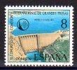 TIMBRE ESPAGNE NOUVEAU 1973 CENTENAIRE - GRANDS BARRAGES DE L'EAU - Electricidad