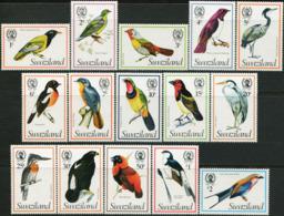Swaziland 1976 Birds MNH - Swaziland (1968-...)