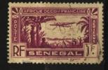 Sénégal  PA  N°  3 Oblitéré  Cote Y&T   0,50  €uro  Au Quart De Cote