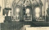 Fauvillers - Intérieur De L'Eglise ( Voir Verso ) - Fauvillers
