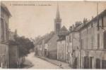 CPA 95 FONTENAY EN PARISIS La Grande Rue Eglise 1910 - Non Classés