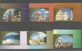ONU VIENNE -L'ITALIE  -N°386 à 391 * * EN BORD DE FEUILLE - Non Classés