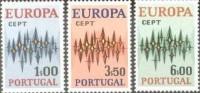CEPT 1972 Portugal Yvertn° 1150-52 *** MNH Cote 15  Euro - 1972