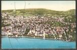 ZÜRICH Ballonaufnahme Ca. 1915 - Fesselballons