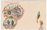 CPA - PARIS - Exposition (Universelle) De 1900 - Palais Des Forêts Et Chasses - Facade Latérale - ARAUCANIE - Exhibitions
