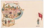 CPA - PARIS - Exposition (Universelle) De 1900 - Exposition De La Chine - BOSNIE - Exhibitions