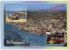 GUADELOUPE--St  FRANCOIS--Vue Aérienne ,cpm N° G 44 éd Grand Sud - Guadeloupe