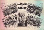 BELGIQUE,BELGIE,BELGIUM,HAINAUT,CARNAVAL DU PAYS,BINCHE,5 VUES HISTORIQUES,DEGUISEMENT - Binche