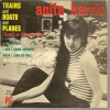 "45 Tours EP -  ANITA HARRIS -  PYE 24144  -   "" TRAINS AND BOATS AND PLANES "" +  3 ( Avec Languette ) - Autres - Musique Anglaise"