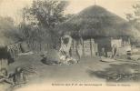 DAHOMEY MISSIONS DES P.P. DU SAINT ESPRIT ECHANGE DE DENREES - Dahomey