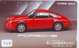 Télécarte Japon * PORSCHE (227) Phonecard * Telefonkarte Japan * VOITURE * AUTO * CAR * RALLEY * RALLY * RALLYE - Auto's