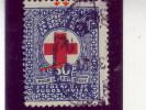 RED CROSS-50 P-ERROR-YUGOSLAVIA-1933 - Croix-Rouge
