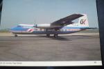 AIR UK     DART HERALD  G BCME    EDITION SKILTON - 1946-....: Moderne