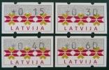 TIMBRES-ETIQUETTES KLUSSENDORF1999 - NEUFS ** - YT TD - MI TD - Lettland