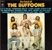 * LP *  THE BEST OF THE BUFFOONS (Dutch Beat 1973. Rare!!!) - Disco, Pop