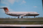 BRITISH AIRWAYS  BAC 111   G AVMW    EDITION SKILTON - 1946-....: Moderne