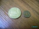 ESTONIA  1 KROON VIKING  SAILBOAT 1934 + 1 SENTI 1929 - Estonia