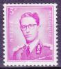 BELGIË - OBP - 1959 - R 4 (Wit Papier) - (Kras Op Zegelbeeld) - MNH** - Cote 525.00€ - Coil Stamps