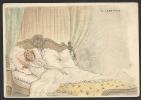 *** Art Nouveau - Journée D´une Jeune Fille - 10 - Lassitude - Pub Au Dos *** - Autres Illustrateurs