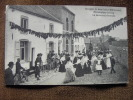 CPA.    ECAUSSINE-LALAING.    Souvenir Du 6è Gouter Matrimonial - La Danse Matrimoniale. 1911.   (animée)  . - Ecaussinnes