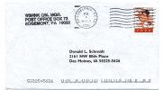 USA Cover Philadelphia PA. 14-2-2000 - Lettres & Documents
