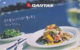 Télécarte Japon - AUSTRALIA AIRLINES QANTAS - Japan Phonecard Airline Telefonkarte - Avion 239 - Avions