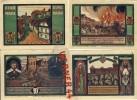 """Städte Notgeldscheine - Banknoten Während Der Inflationszeit V. 1921 Nimptsch 25,50,75 Pfg.+1 Mark  """"NOTGELD"""" (526) - Münzen & Banknoten"""
