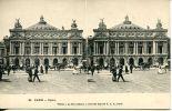 N°21533 -cpa Vues Stéréoscopiques -Paris-opéra- - Cartoline Stereoscopiche