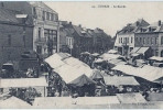 CPA SOMAIN 1910 LE MARCHÉ - Douai