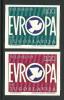 1975 YUGOSLAVIA  EUROPEAN SECURITY DOVE PIGEON IMPERF IMPERFORATED PROBEDRUCK IMPERFORATO SET ERROR PROOF GREAT RARITY ! - Yugoslavia