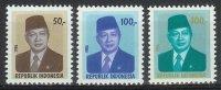Mgm1276 BEROEMDE PERSONEN PRESIDENT SOEHARTO PRÄSIDENT SUHARTO FAMOUS PEOPLE INDONESIA 1986 PF/MNH  VANAF1EURO - Indonesië