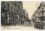 FONTAINEBLEAU. -La Rue De France. Vieille Automobile 1er Plan - Fontainebleau