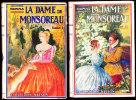 Collection Nelson N° 188 / 189 -  La Dame De Monsoreau - ( Tome I & II ) - Alexandre Dumas - ( 1938 ) . - Bücher, Zeitschriften, Comics