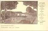 58 - MYENNES - L' ETAPE  Sur La Route N° 7 - (Carte Commerciale) - France