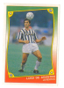 Ade120 Figurine, Adesivi, Stickers, Autocollant | Calciatori Panini Alè O-oh, Luigi De Agostini, Juventus - Edizione Italiana